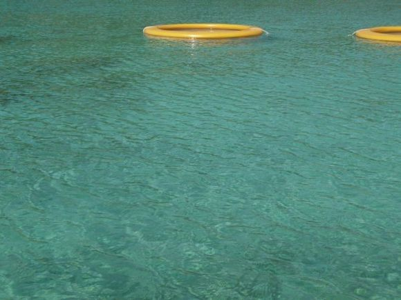 turquoise waters of aponisos, agistri