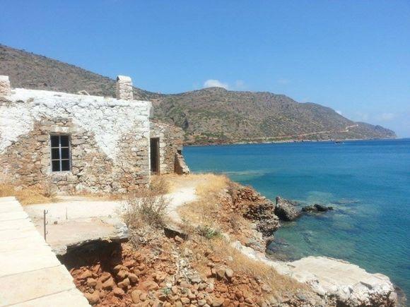 Crete.Agios Nikolaos.Plaka by shalala