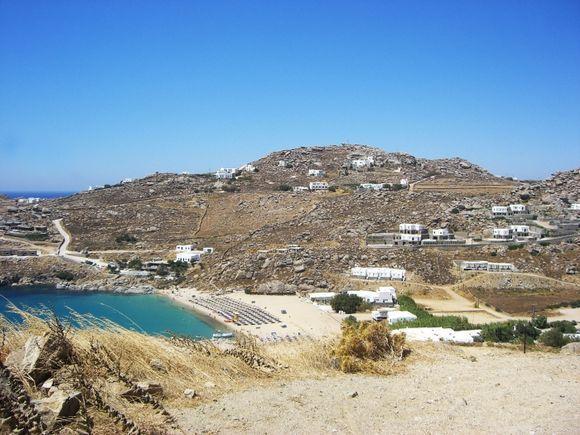 SuperParadise beach - Mykonos