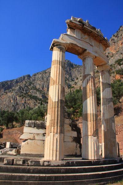 sanctuary of Athena Pronea