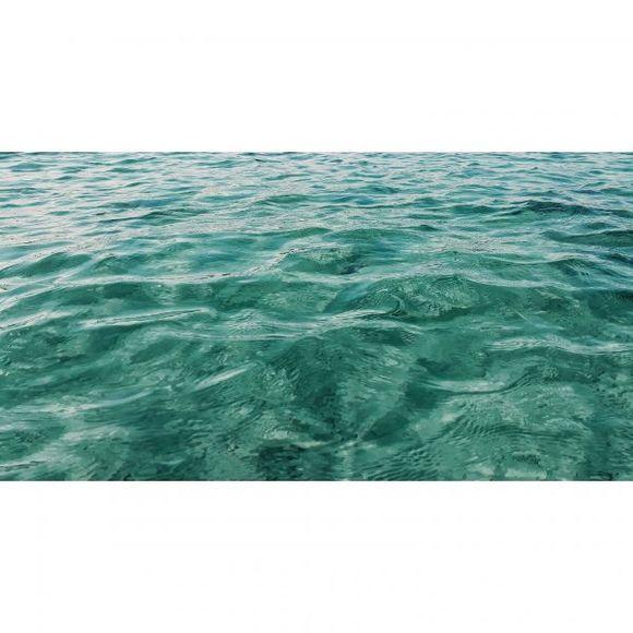 Blue green clear sea