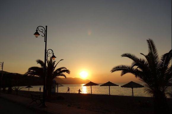 Sunset Arkiza