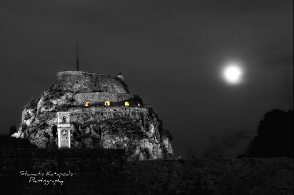Corfu-Old Fortress