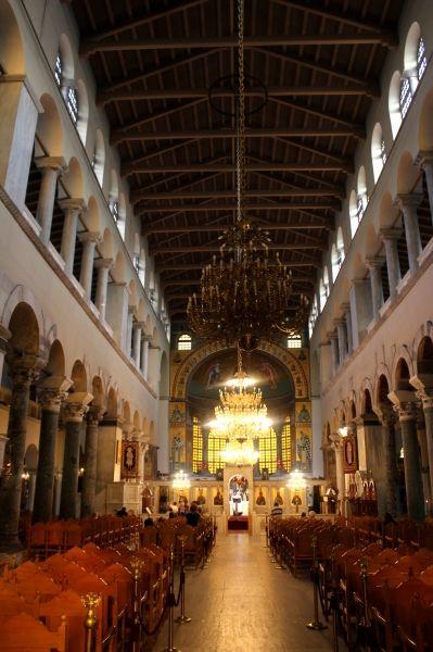 Agios Dimitrios-interior #1
