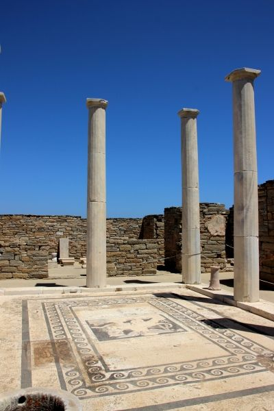 Delos - in the heat of the day # 4