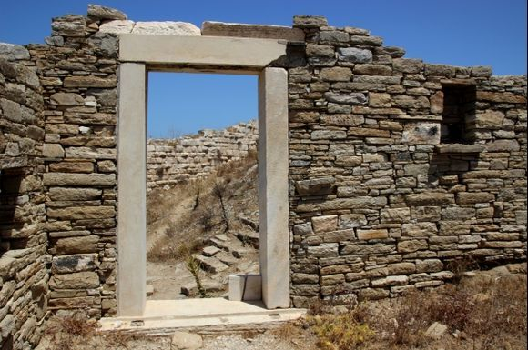 Delos- in the heat of the day.# 2