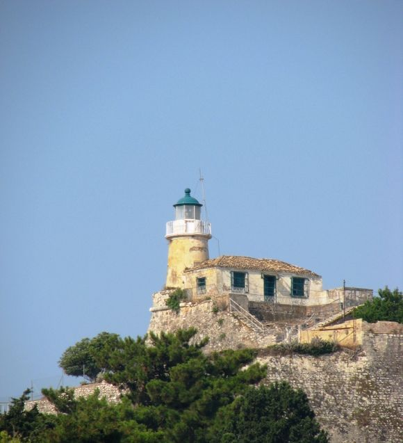 The old lighthouse.
