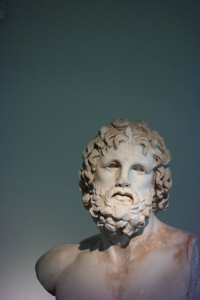 sculpture in the national archeological museum