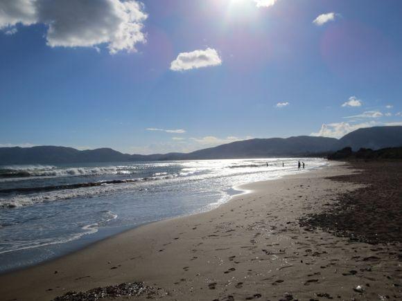 Afternoon at Kalamaki Beach