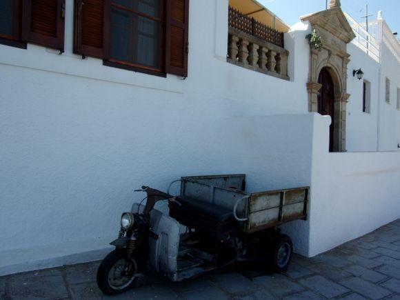 Lindos , Rhodes