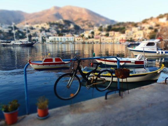 Floating Bike - Gialos