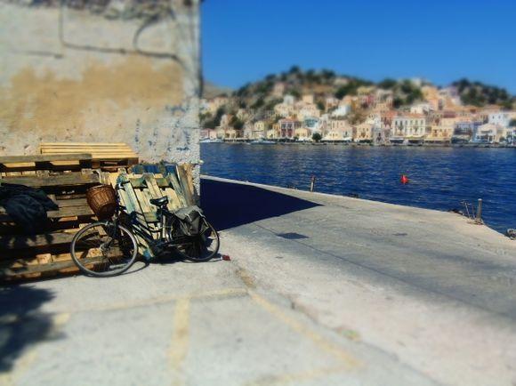 Bike & Basket Gialos
