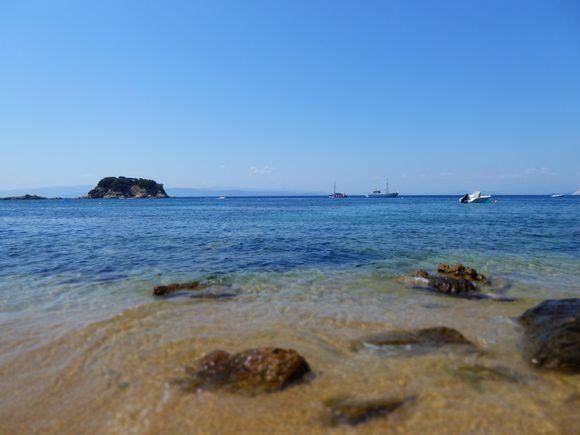 By the sea - Skiathos
