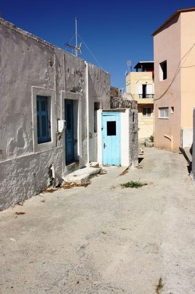 Kos. Old town of Kefalos