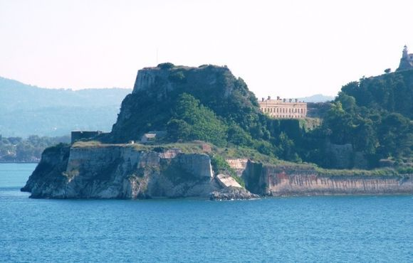 Corfu, Venetian Fortress