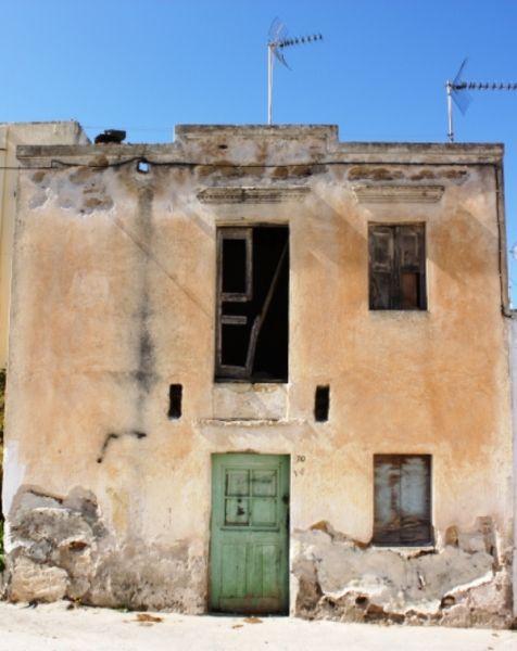 Kos In need of TLC. Old town of Kefalos