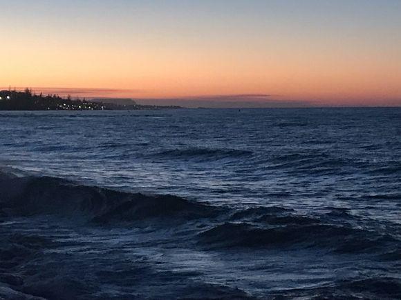 Cretan Sunset.