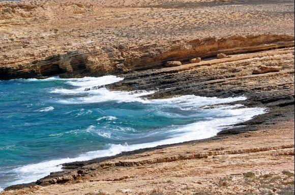 Koufonisia: the location of Pori