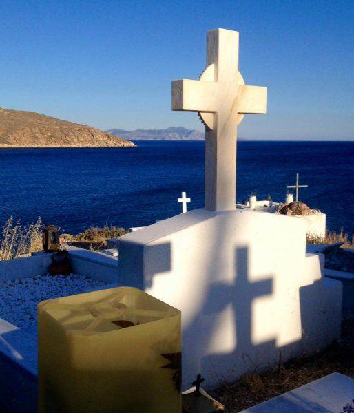 Livadakia Cemetery, Serifos