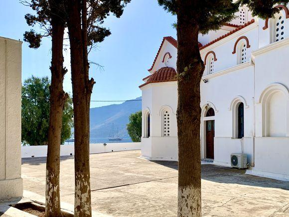 Church of Agios Nikolaos in Livadia