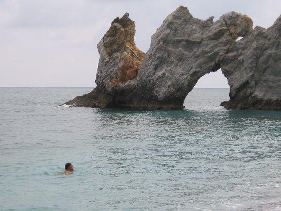 Swiming in Lalaria