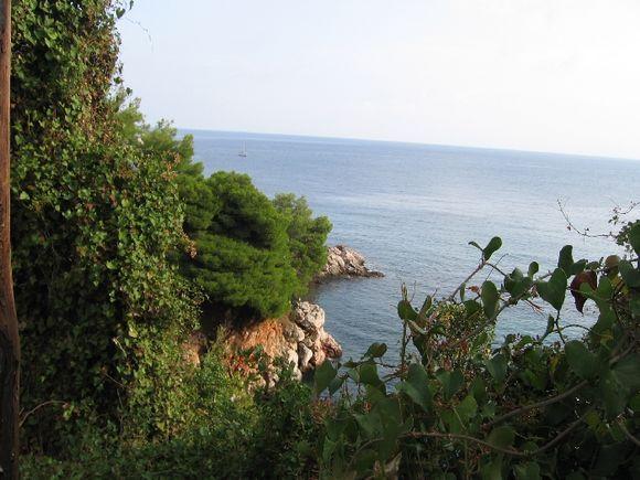Landscape near Staphilos