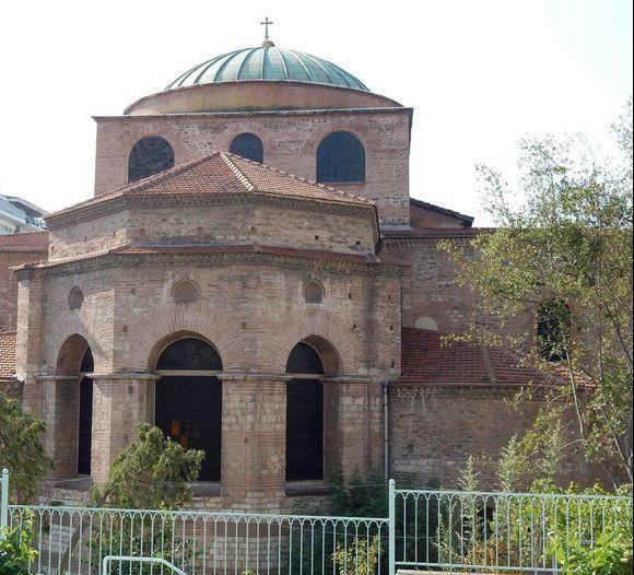 Thessaloniki : Church of Agia Sofia