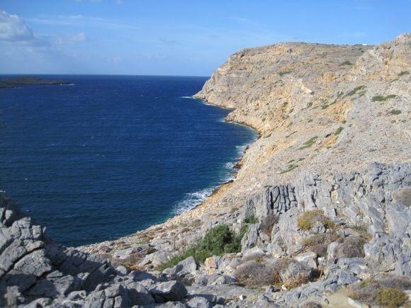 Fantasic cliffs at Hironosis