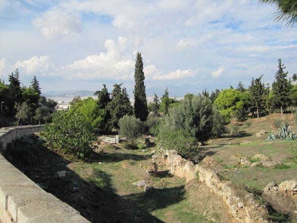 A walk around the Ancient Agora