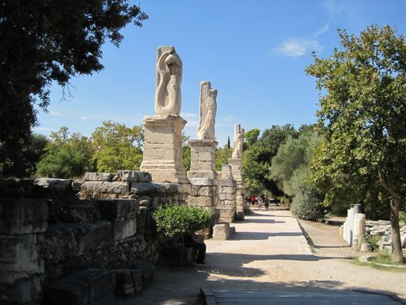 Strolling the Ancient Agora