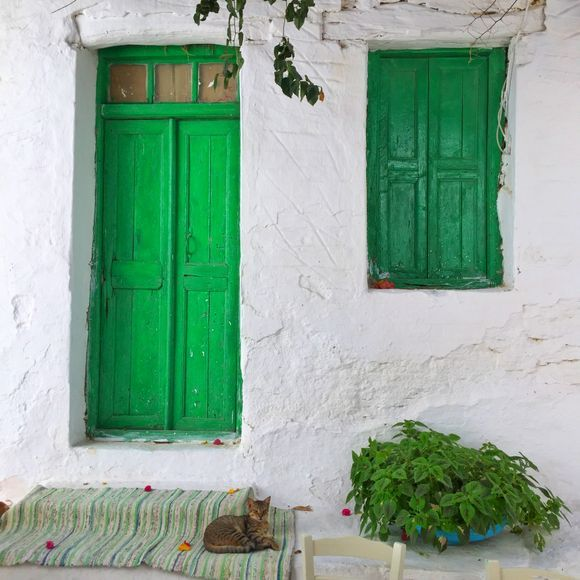 Green is greek