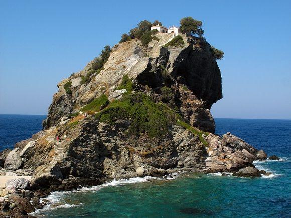 Agios Ionis - SKOPELOS