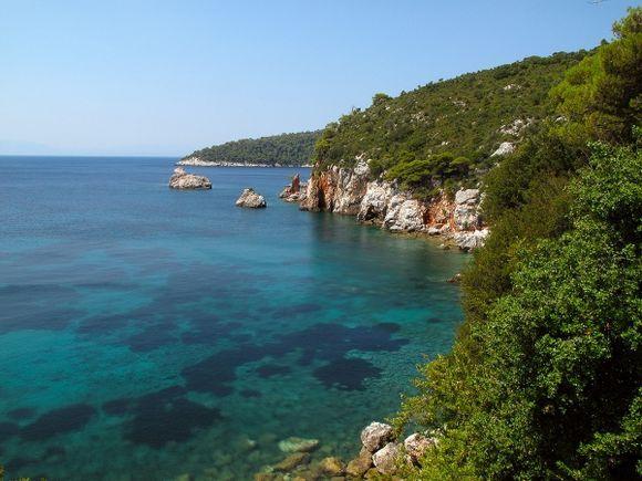 Stafylos in Skopelos