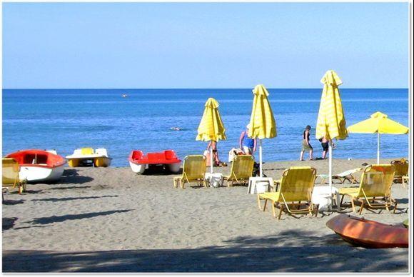 Calm Sea of Bali Paradise Beach