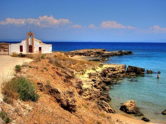 Little chapel of Agios Nikolaos