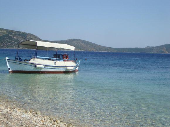 Boat at Agios Dimitrios