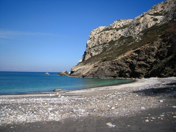 Lionas beach, found this small beautiful bay by accident.