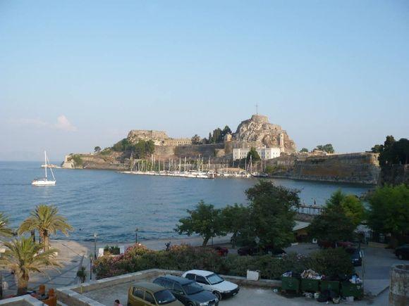 Fortezza Antica di Kerkyra