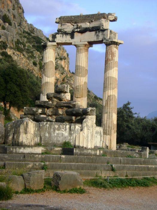 Temple of Athena Pronea