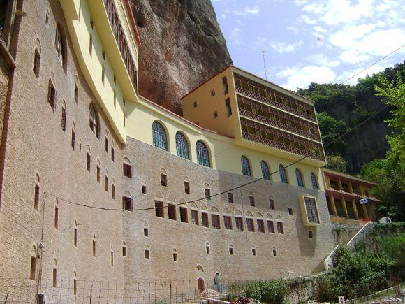 The Monastery of Mega Spileo