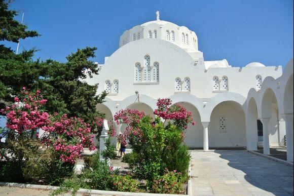 Catholic Cathedral Fira