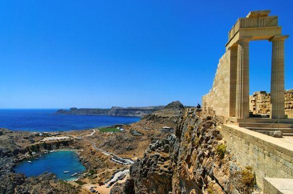 Agios Pavlos from Acropolis