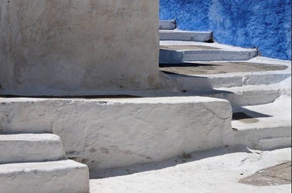 Agia Marina -Stairs