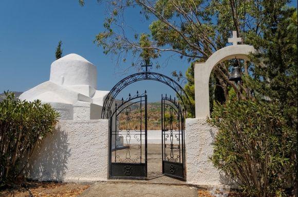A CHURCH IN KALATHOS