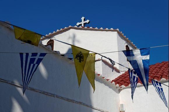 Lindos Church