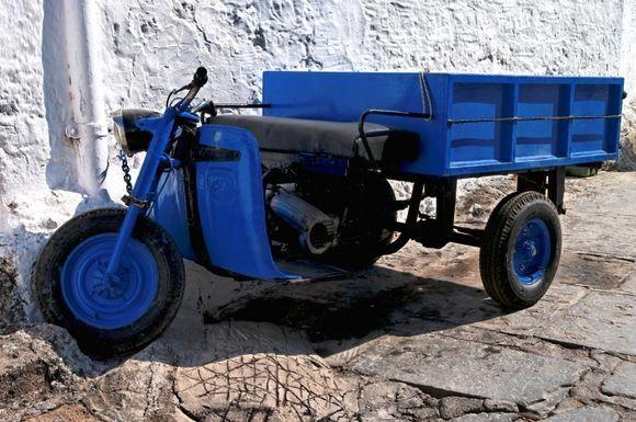 Lindos Car