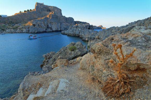 Agios Pavlos bay