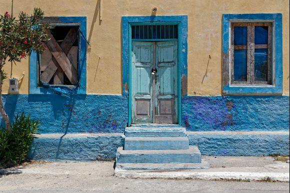 Old house in Kattavia