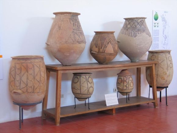 Archeological museum of Kolona