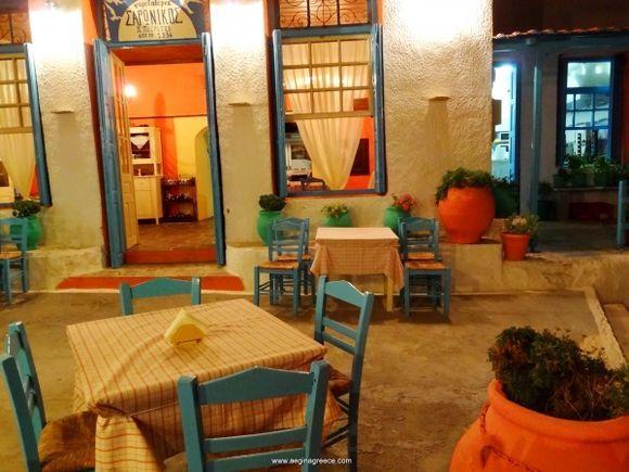 Restaurant in Souvala